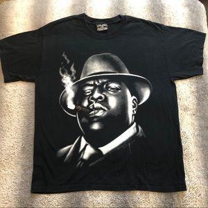Notorious BIG OG L Tee Big Papa Biggie Smalls